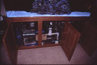 アメリカノホビーストの水槽はリフジウムが付いているのが多い
